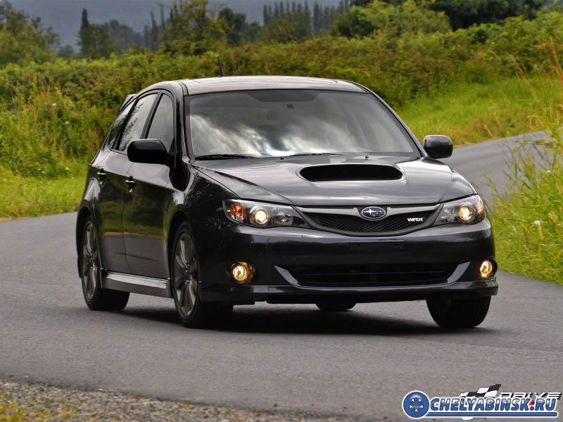 Subaru Impreza 2.5T WRX