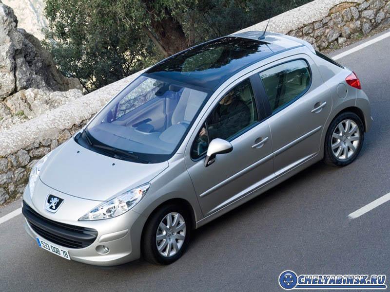 Peugeot 207 1.6-16V VTi