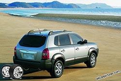Hyundai Tucson 2.0i CVVT 4WD