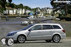 Opel Astra Stationwagon 1.6i-16V