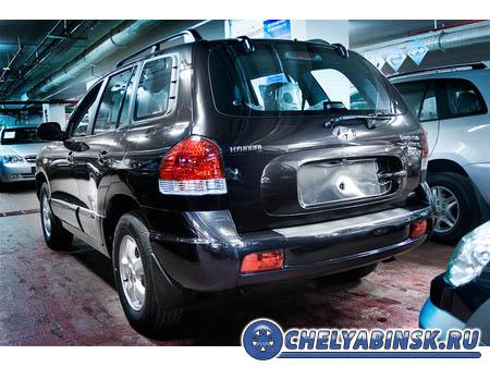 Hyundai Santa Fe Classic AT-3