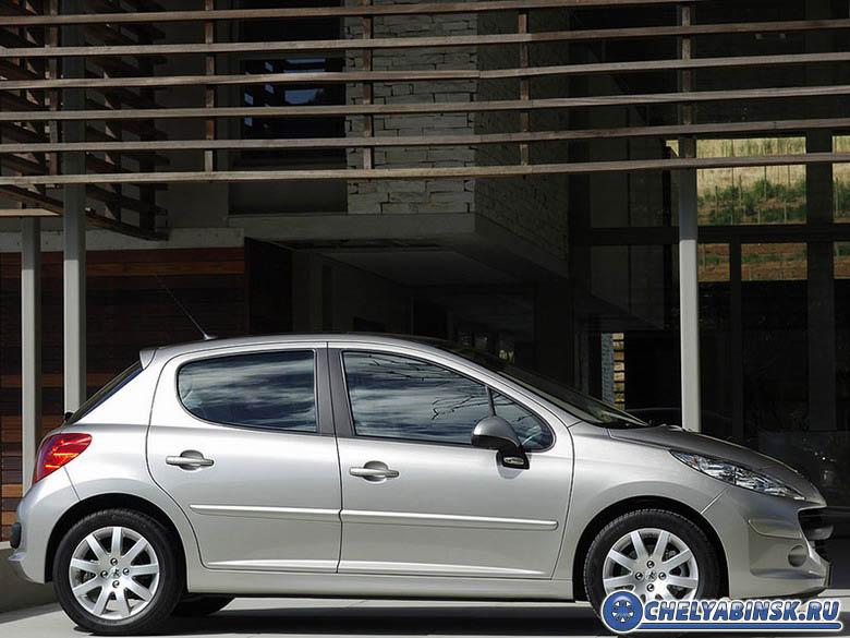 Peugeot 207 1.4-16V