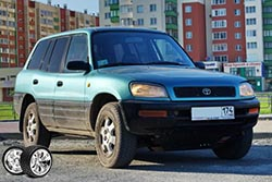 Toyota 1,8 130 л. с.