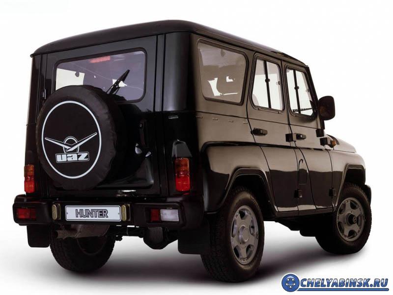 УАЗ Hunter 2.4d