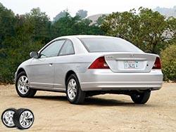 Honda Civic Coupe 1.7i