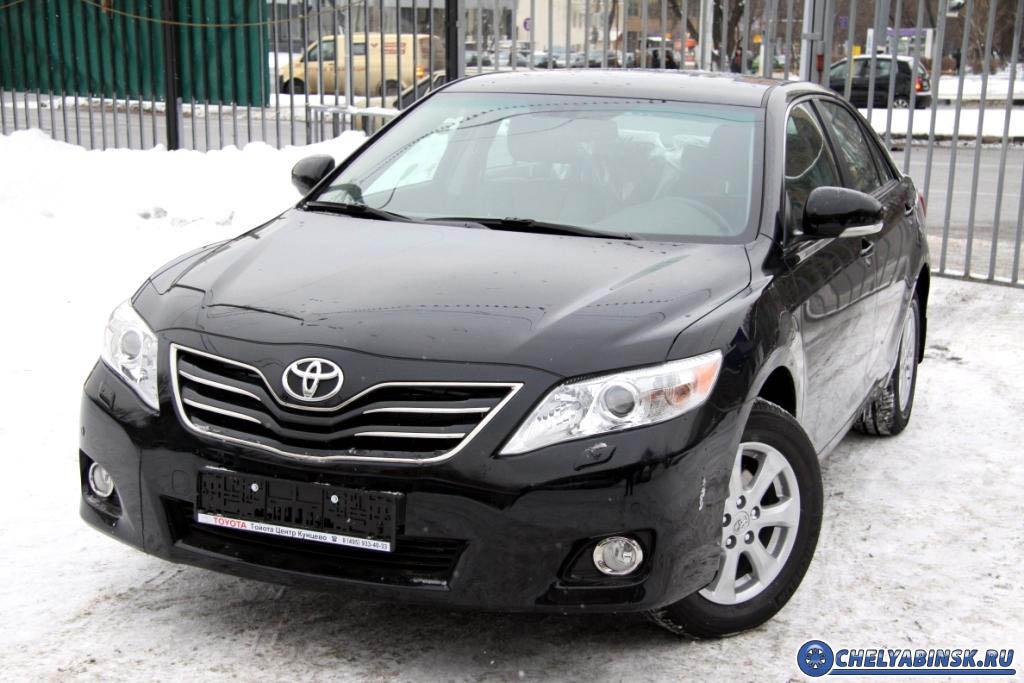 Toyota Camry 2.4 16v VVT-i