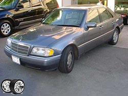 Mercedes C 230 Kompressor