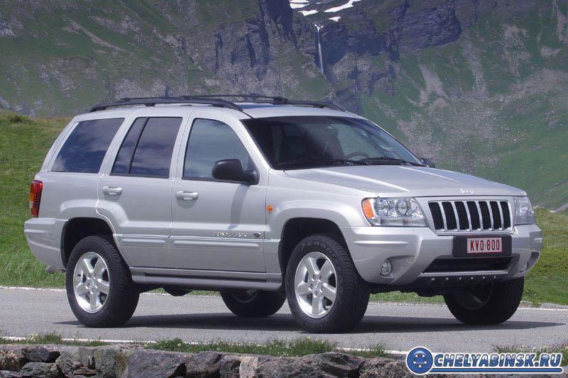 Jeep Grand Cherokee 4.0i