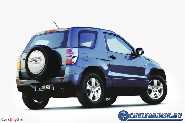 Suzuki Grand Vitara NEW