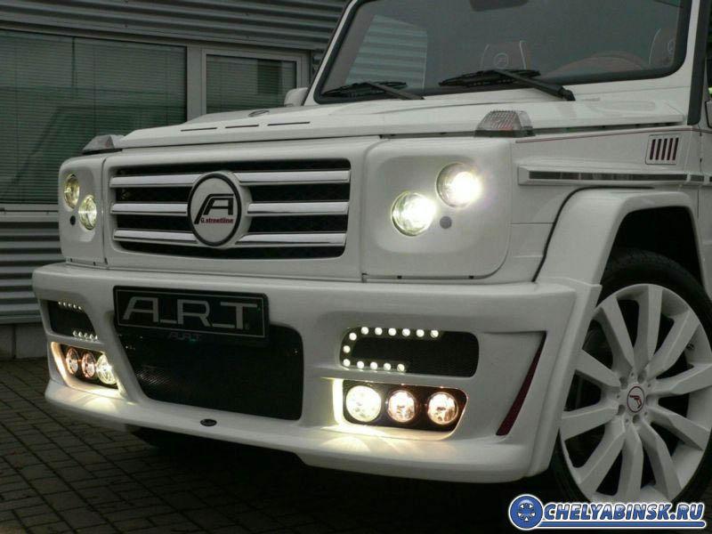 Mercedes G-класс