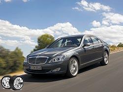 Mercedes S-класс