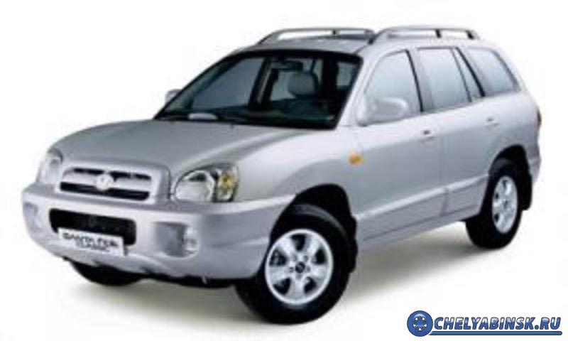 Hyundai 2,7, 4WD ТАГАЗ