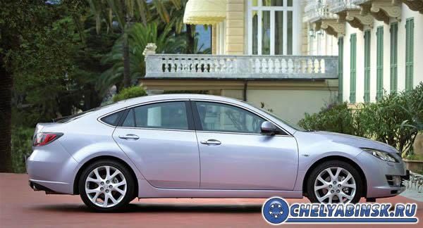 Mazda 6 2.0 S-VT