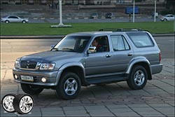 Great Wall SUV G5 2.3 4WD