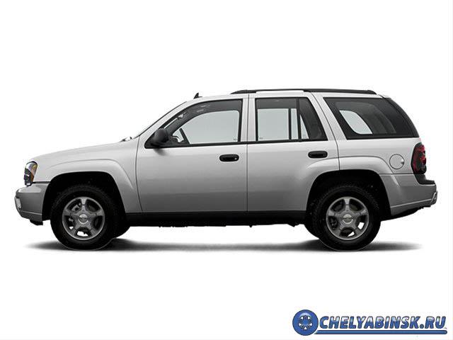 Chevrolet Trailblazer 4.2i 4WD