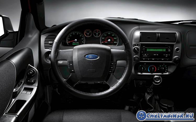 Ford Ranger XL 2.5 TDCi 4WD