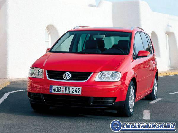 Volkswagen Touran 1.4 16V TSI