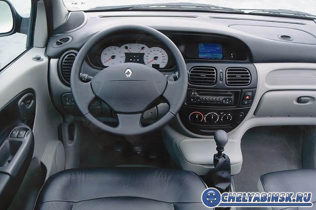 Renault Scenic RX4 2.0 16V