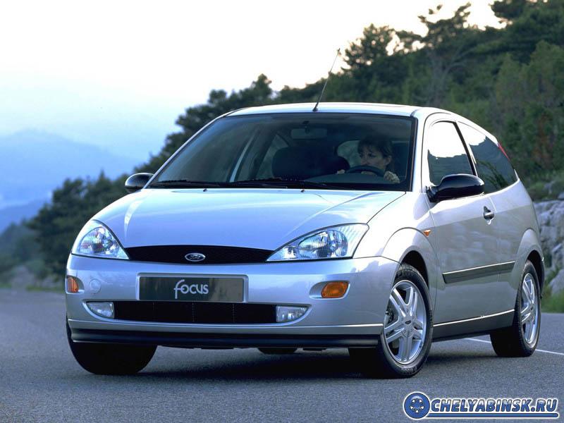 Ford Focus 1.8 16V