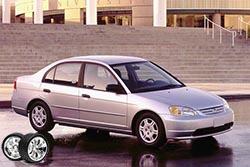 Honda 2,4 LX