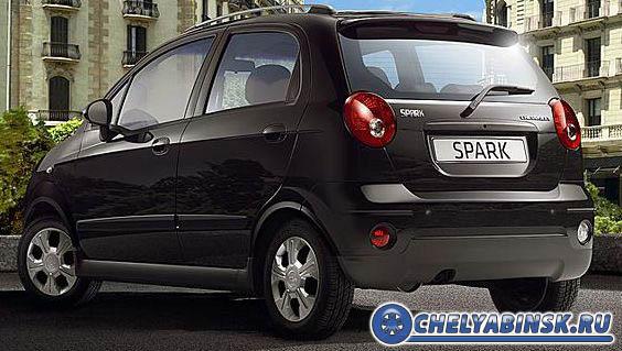 Chevrolet Spark 0.8 MT