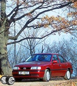 Opel Vectra 2.0i-16V