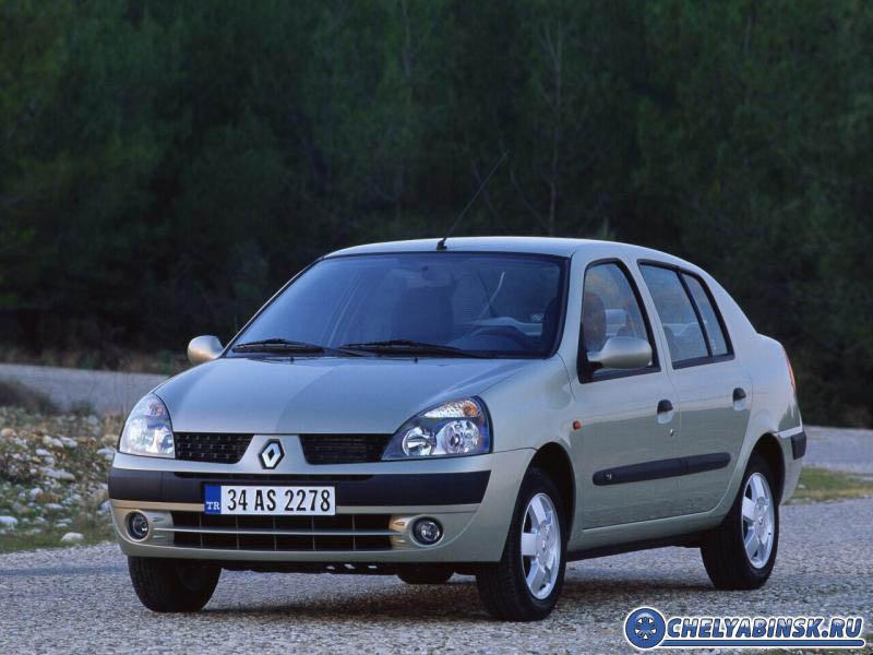 Renault Clio Symbol 1.4