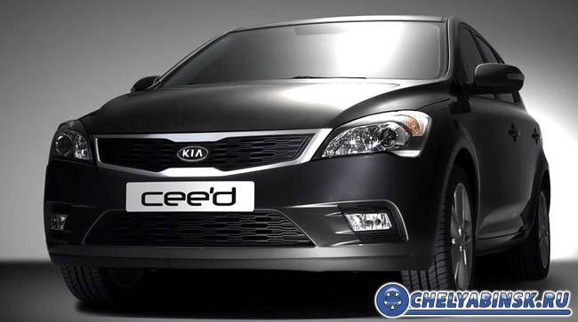 Kia Cee'd 1.4 CVVT