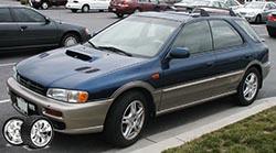 Subaru Outback Lancaster