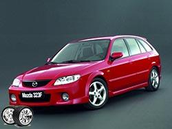 Mazda 323 F 1.5i