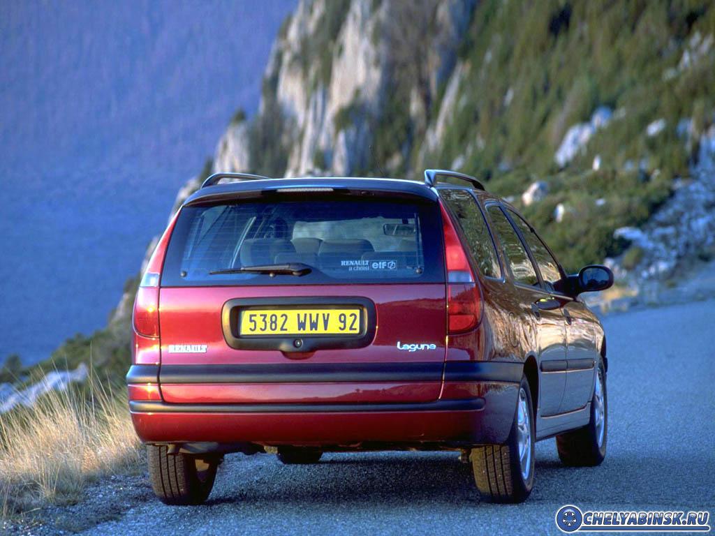 Renault Laguna Break 1.6 16V