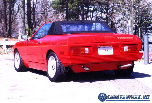 TVR Tasmin 350i V8