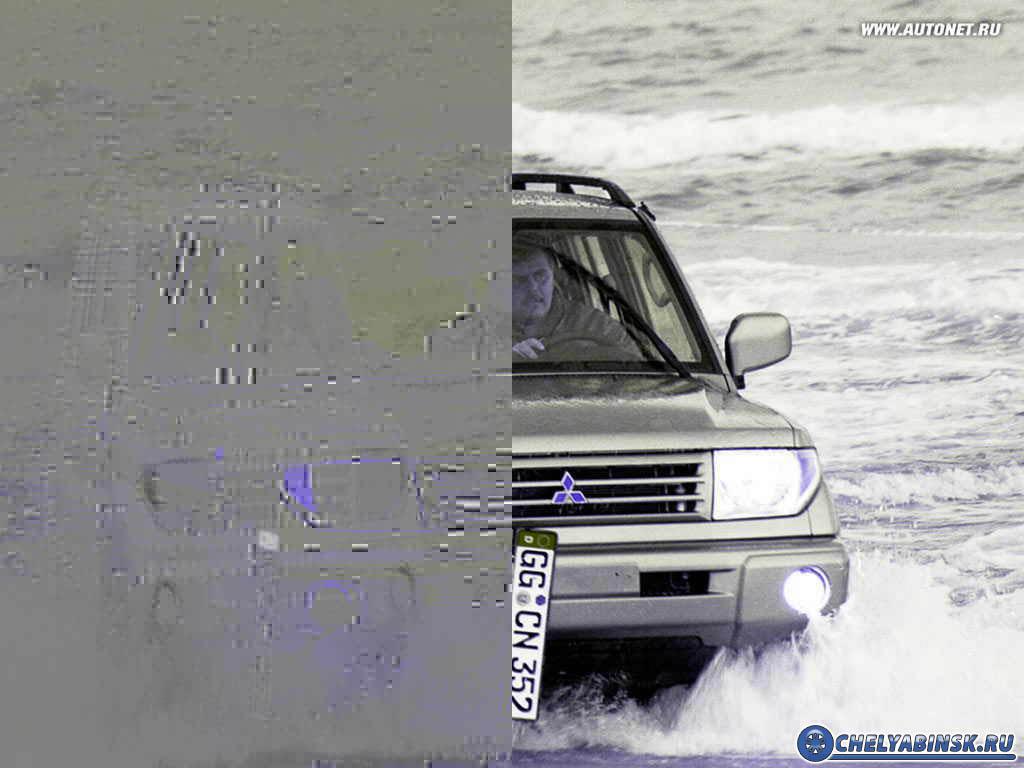 Mitsubishi Pajero Pinin 2.0 GDI