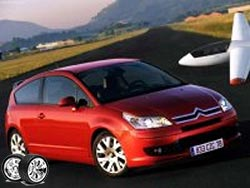 Citroen C4 Coupe 1.6 16V