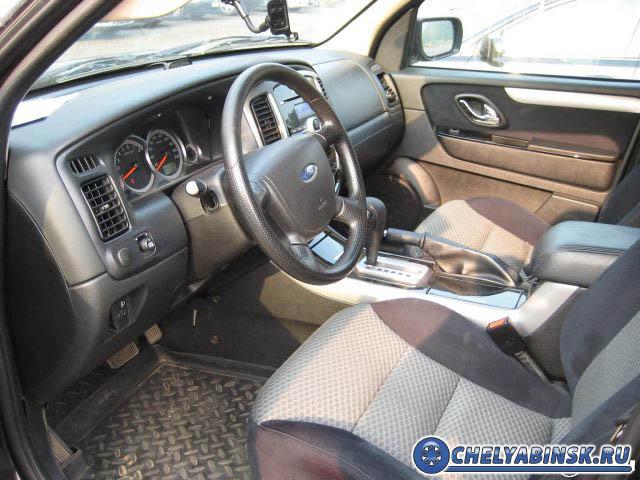 Ford Escape 2.3