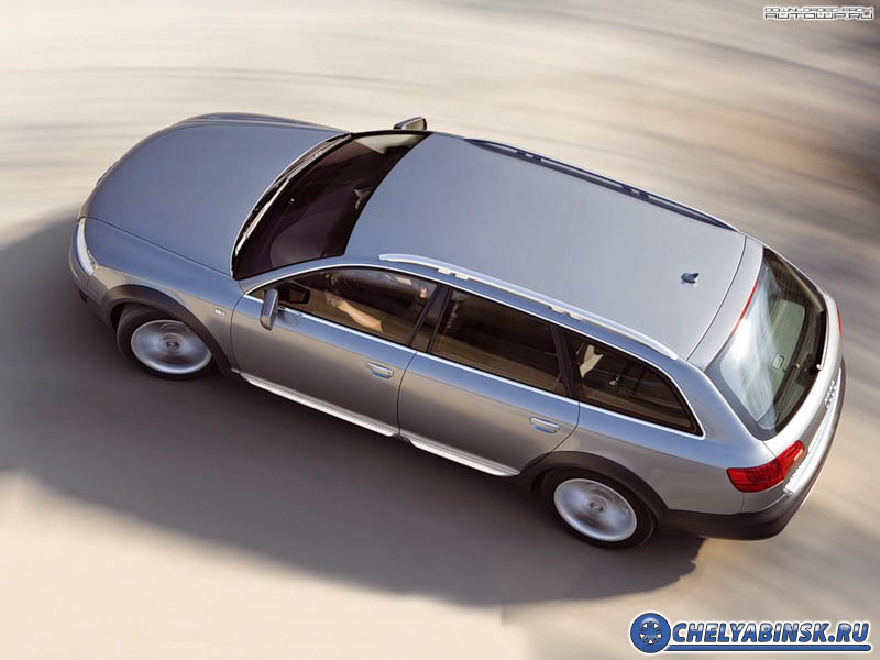 Audi Allroad quattro 3.2 FSI