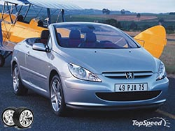 Peugeot 307 CC 2.0-16V