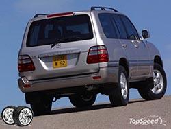 Toyota Land Cruiser 100 4.7 V8