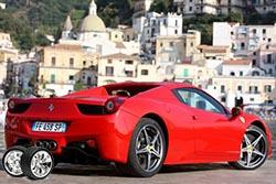 Как взять Ferrari напрокат