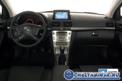 Toyota Avensis Wagon 1.8 16v VVT-i